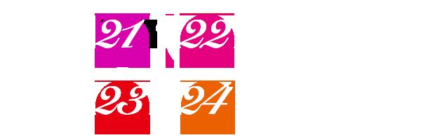 横浜キャンドルカフェは12月の21,22,23,24日の4日間開催します。